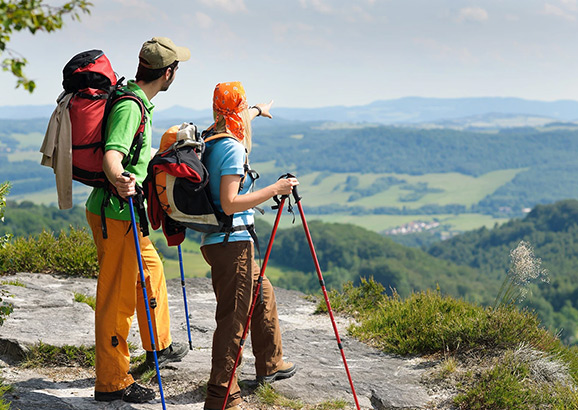 Why Use a Trekking Pole While Hiking?