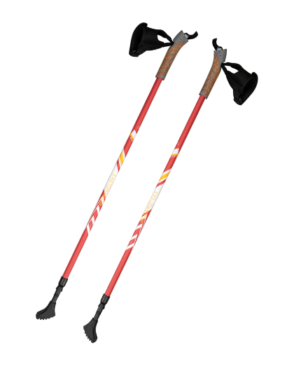 Durable Cork Carbon Trail Walking Pole