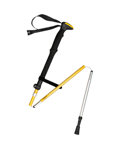 Telescopic Aluminum Foldable Trekking Pole