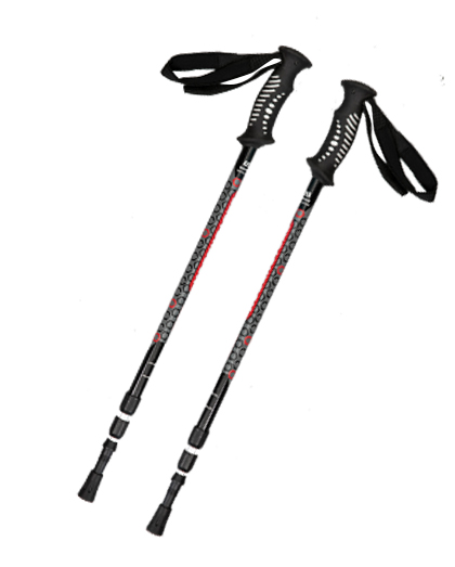 EDS09-3 twist lock trekking pole