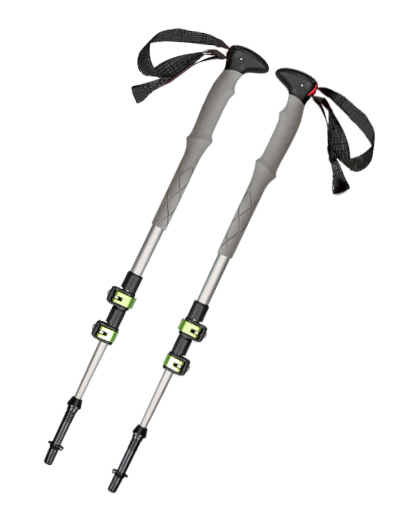 Brief description and function introduction of each part of trekking pole