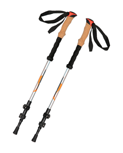 EDO39-3L Speed lock trekking pole