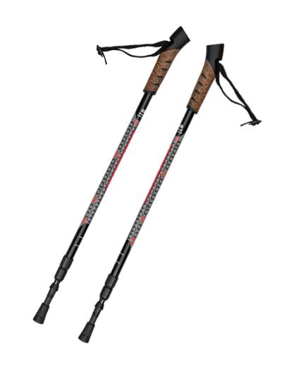 EDS22-3 Twist lock trekking pole