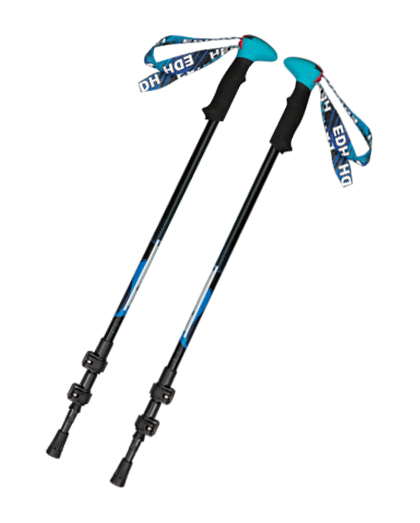 EVA Handle Speed Lock Trekking Pole