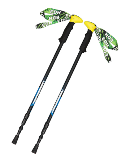 Alumnum Twist Quick Lock Trekking Pole