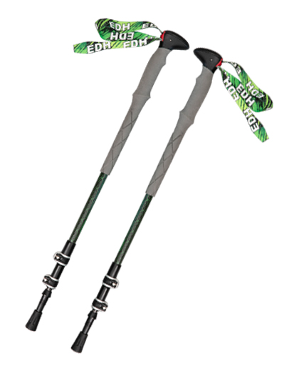 ED037-3 Aluminum speed lock trekking pole